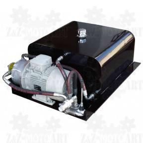 Zasilacz hydrauliczny 400V do naczepy silosa
