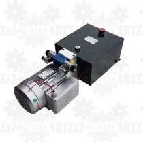 4KM 3kW Tani zasilacz hydrauliczny 230V z rozdzielaczem 24VDC