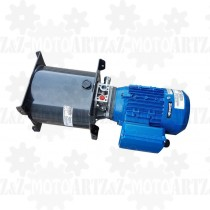 1KM 0,75 kW Agregat hydrauliczny 230V 250 bar