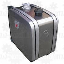 Zbiornik ALUMINIOWY do hydrauliki z filtrem