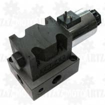 Dzielnik strumienia 3-2 elektryczny 80l/min