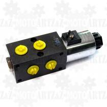 Dzielnik strumienia 6-2 elektryczny 60l/min