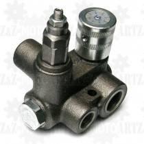 Dzielnik strumienia RFPVGU z regulacją przepływu i ciśnienia