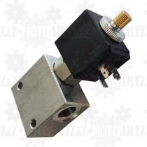 Elektrozawór hydrauliczny NABOJOWY 12V G3/8 NORMALLY CLOSED