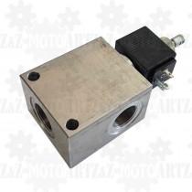 Elektrozawór hydrauliczny NABOJOWY 12V 140L 3/4 NO normalnie otwarty