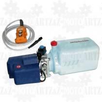 ELEKTROPOMPA 12V - agregat zasilacz do wywrotu - pompa hydrauliczna 12V