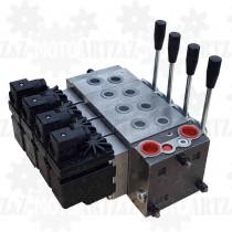 Rozdzielacz proporcjonalny elektryczny do hds dźwigu PVG 32