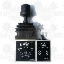 Sterowanie pneumatyczne do hydrauliki - BLOKOWE J-Pto