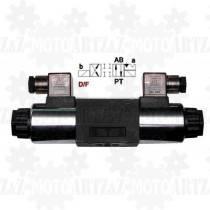 Elektrozawór hydrauliczny suwakowy WE06 * TYP DF * 12V