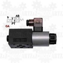 Elektrozawór hydrauliczny suwakowy WE06 * TYP GA * 12V