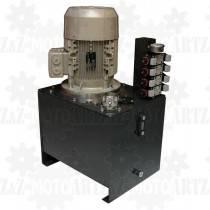 Zasilacz hydrauliczny przemysłowy