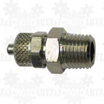 Przyłącze pneumatyczne PROSTE 12x1,25 wąż 6mm