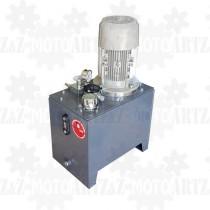 4kW Zasilacz hydrauliczny ze zbiornikiem 40L, 400V, 16l/min