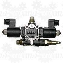 Zawór hydrauliczny sterujący WYWROTU 12V, 40 l/min