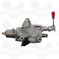 Zawór hydrauliczny sterujący WYWROTU 200 (2-ciśnienia)