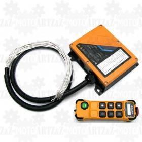 J-K600 Sterowanie RADIOWE bezprzewodowe 24/230V do HDS