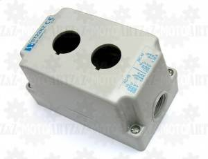 Kaseta włącznika M22 - K2 pusta