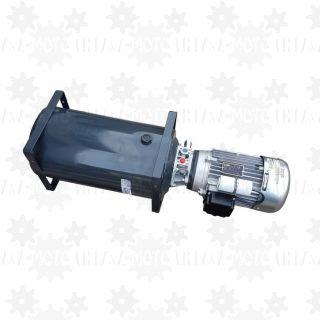 2KM 1,5kW Zasilacz elektropompa hydrauliczna 230V ze zbiornikiem 20L