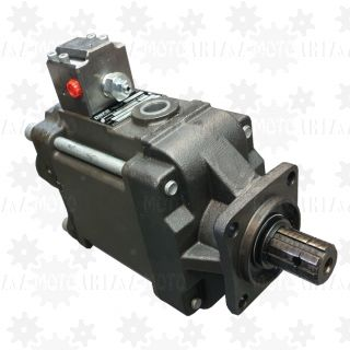 Pompa tłoczkowa o zmiennej wydajności LS do dźwigu śmieciarki