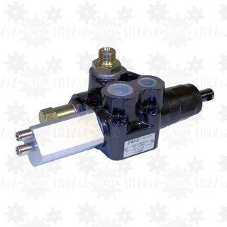 Zawór hydrauliczny sterujący WYWROTU 80 l/min (pneumatyczny)