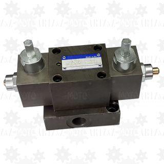 Rozdzielacz hydrauliczny REWERSYJNY automatyczny zawór