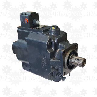 pompa tłoczkowa o zmiennej wydajności z LS do śmieciarki dźwigu hds sygnałowa hydro leduc binotto omfb