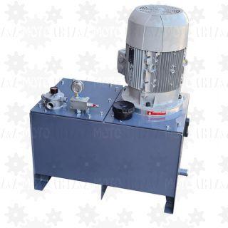 15kW Zasilacz hydrauliczny agregat ze zbiornikiem 150L  50l/min uniwersalny