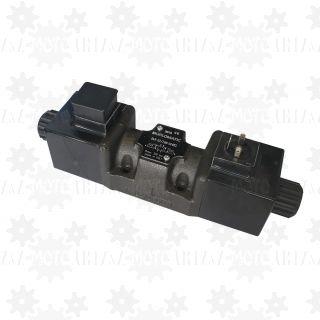 rozdzielacz hydrauliczny blokowy TYP E, 24V cetop5