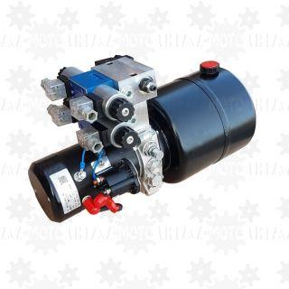 Zasilacz do PŁUGA 24V hydraulika z funkcją PŁYWANIA