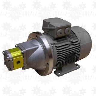 Pompa hydrauliczna z silnikiem 400v