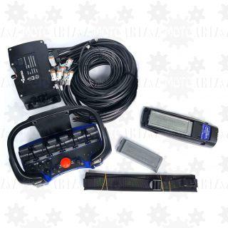 sterowanie radiowe proporcjonalne SCANRECO RC400 do dźwigu hds żurawia