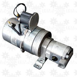 ELEKTROPOMPA 24V pompa hydrauliczna z silnikiem 2,2kW bez zbiornika