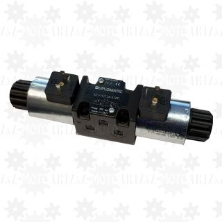 Elektrozawór hydrauliczny suwakowy WE06 * TYP E * 24V