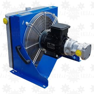 Chłodnica oleju hydraulicznego z pompą obiegową 40l/min: SIL 35 (400V, 300W/stC)