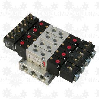 Elektrozawory pneumatyczne 12V