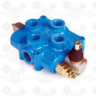 Rozdzielacz hydrauliczny BLB BM150 1-sekcyjny 180 l/min