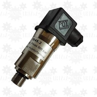 Przetwornik ciśnienia oleju hydraulicznego 0-200 BAR 4-20mA