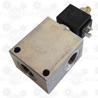 Elektrozawór hydrauliczny NABOJOWY 230V 140L NC normalnie zamknięty