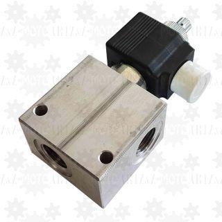 Elektrozawór hydrauliczny NABOJOWY 230V 70L NO normalnie otwarty