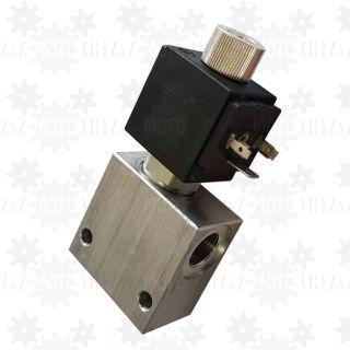 Elektrozawór hydrauliczny NABOJOWY 12V NO normalnie otwarty