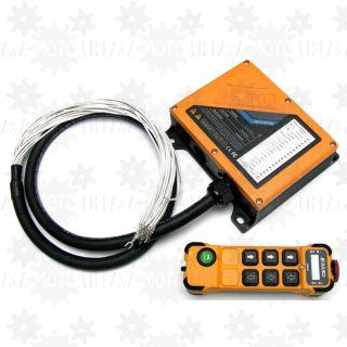 Sterowanie RADIOWE bezprzewodowe 24/230V do HDS