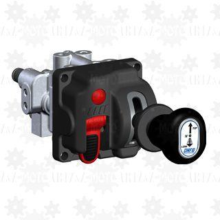 Sterowanie pneumatyczne WĄSKIE do hydrauliki - WYWROT + PRZYSTAWKA automat