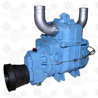 MORO AM PM80 Pompa do asenizacji z przekładnią (540 obr/min)