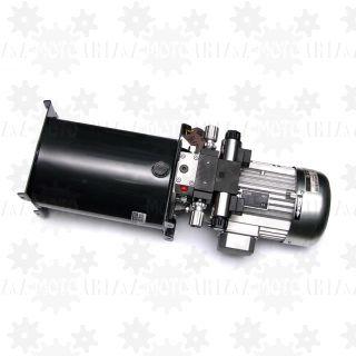 2KM 1,5kW Zasilacz hydrauliczny dwukierunkowy 400V z regulacją przepływu