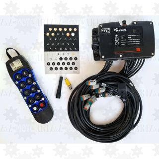 Sterowanie radiowe proporcjonalne SCANRECO pilot proporcjonalny bezprzewodowy PWM