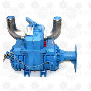 Pompa próżniowa MORO PM70AP PLUS z napędem hydraulicznym