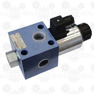 Zawór hydrauliczny przełączający elektryczny 12VDC rolniczy 3/2URER10
