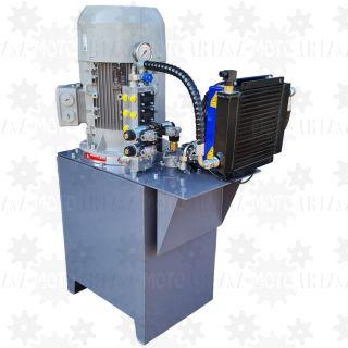 11kW Zasilacz hydrauliczny z pompą tłoczkową, wysokociśnieniowy 330 bar do prasy