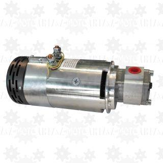 ELEKTROPOMPA 12V pompa hydrauliczna z silnikiem 3kW bez zbiornika HDS dźwig