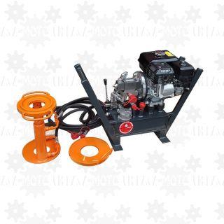 Wciągarka hydrauliczna do żerdzi agregat hydrauliczny spalinowy